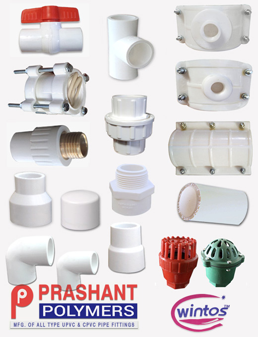 Inquiry prashant polymers pipe fittings manufacturers